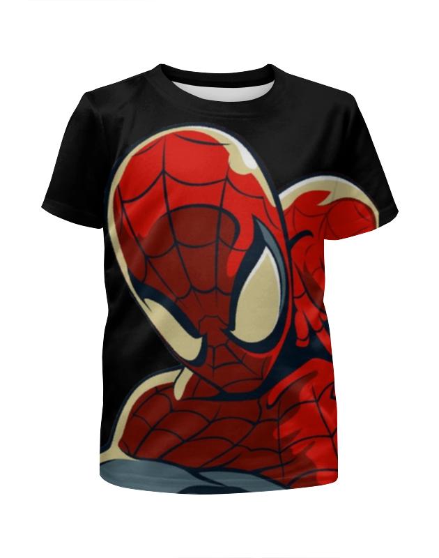 Футболка с полной запечаткой для мальчиков Printio Человек паук!!! паук 4 1 на ниву