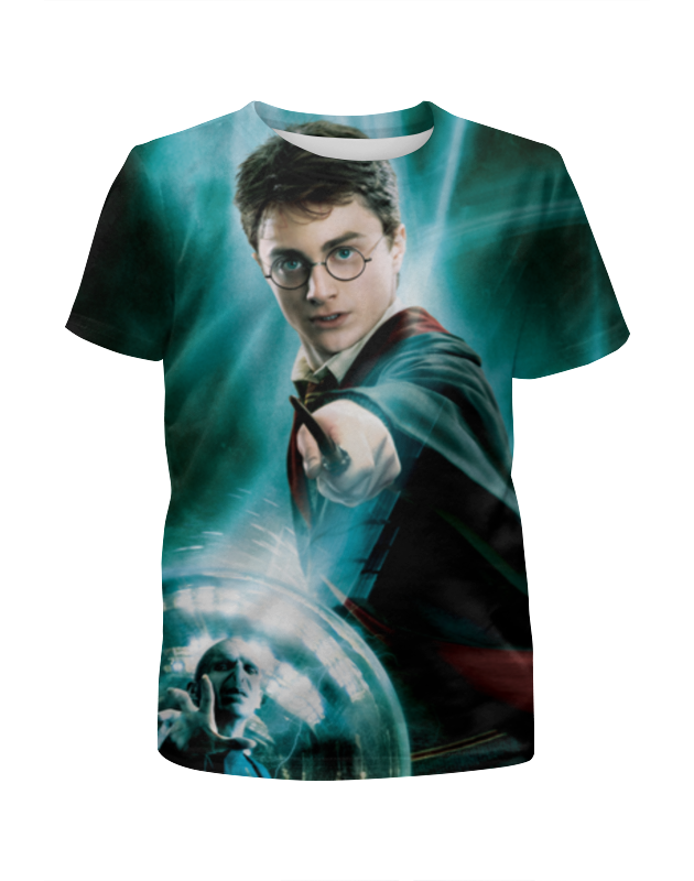 Printio Harry potter футболка potter s pot