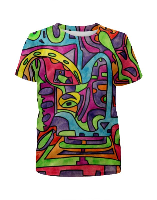 Футболка с полной запечаткой для мальчиков Printio Fp`pf-o[]80 футболка с полной запечаткой для девочек printio fp pf o[]80