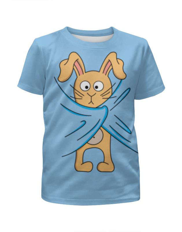Printio Кролик футболка с полной запечаткой для мальчиков printio кролик