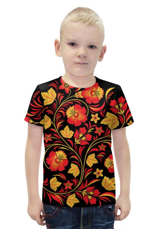 Футболка с полной запечаткой для мальчиков Printio Русь футболка с полной запечаткой для мальчиков printio bats spawn arsb