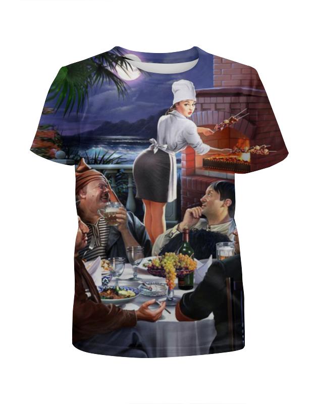 Printio Кавказская пленница футболка с полной запечаткой мужская printio кавказская пленница 1