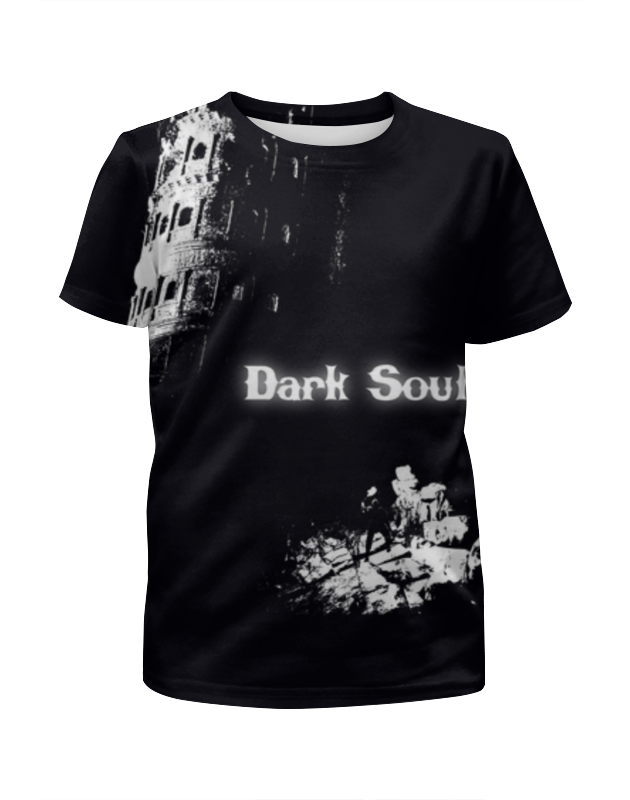 Футболка с полной запечаткой для мальчиков Printio Dark souls толстовка с полной запечаткой printio dark souls