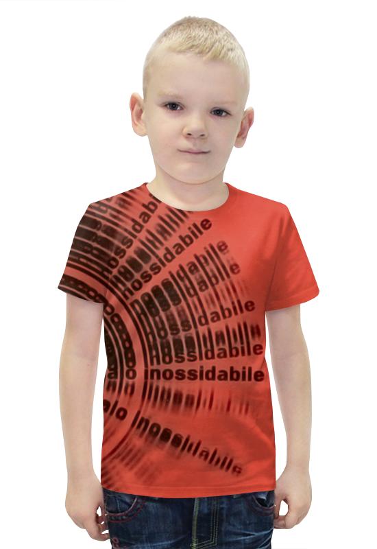 Футболка с полной запечаткой для мальчиков Printio Цифровик футболка с полной запечаткой для мальчиков printio bats spawn arsb