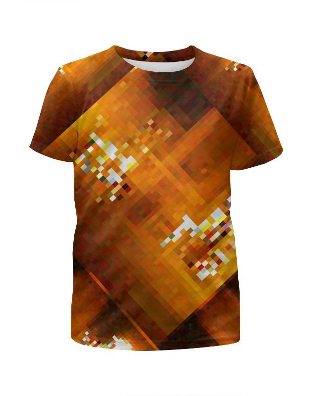 Футболка с полной запечаткой для мальчиков Printio Графика. футболка с полной запечаткой для мальчиков printio пес летчик