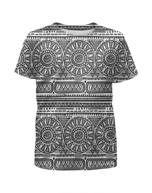 лучшая цена Printio Черно-белый орнамент