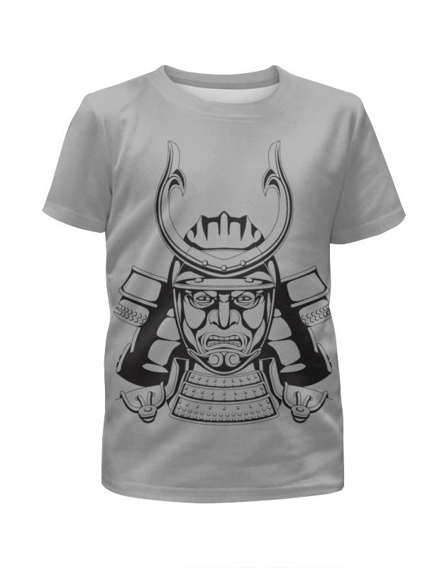 Printio Путь самурая футболка с полной запечаткой для мальчиков printio путь воина