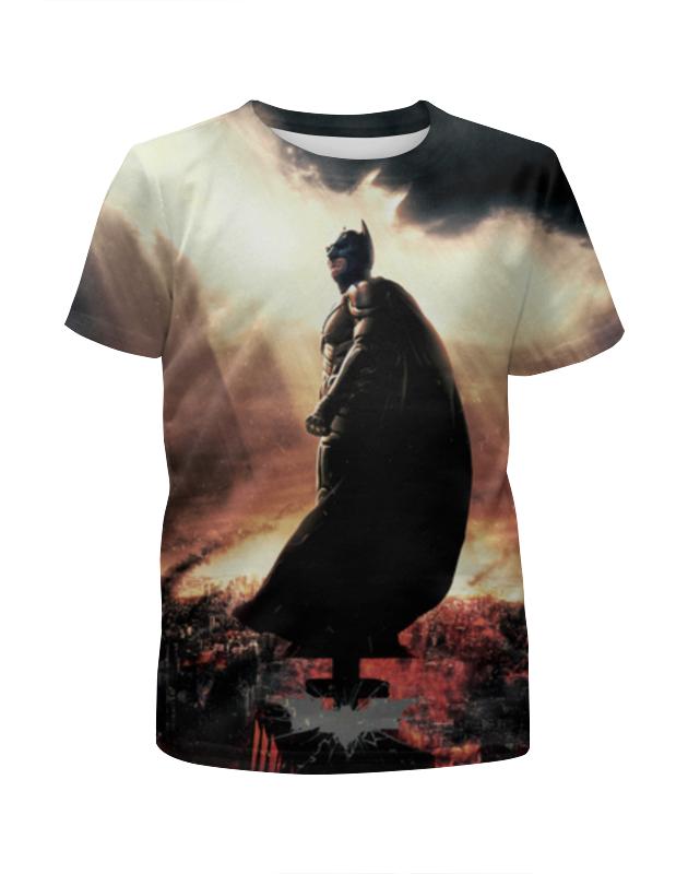 Футболка с полной запечаткой для мальчиков Printio Batman forever футболка с полной запечаткой для мальчиков printio сланцы