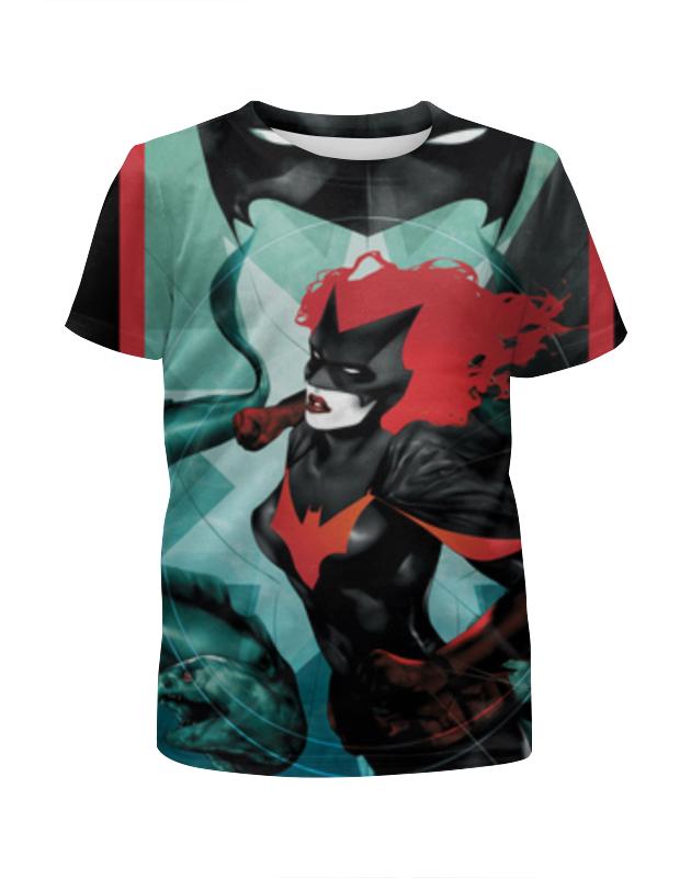 Футболка с полной запечаткой для мальчиков Printio Batman футболка с полной запечаткой для мальчиков printio bones brigade