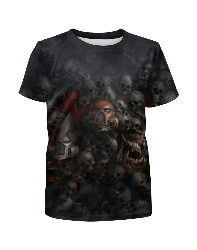 Футболка с полной запечаткой для мальчиков Printio Dawn of war футболка с полной запечаткой мужская printio war master