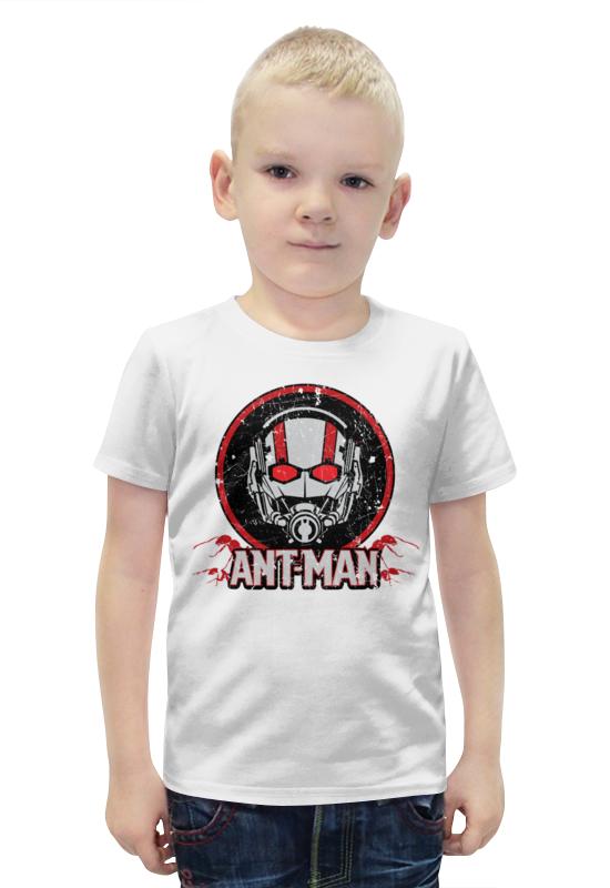 Футболка с полной запечаткой для мальчиков Printio Ant-man футболка с полной запечаткой для мальчиков printio slove arsb