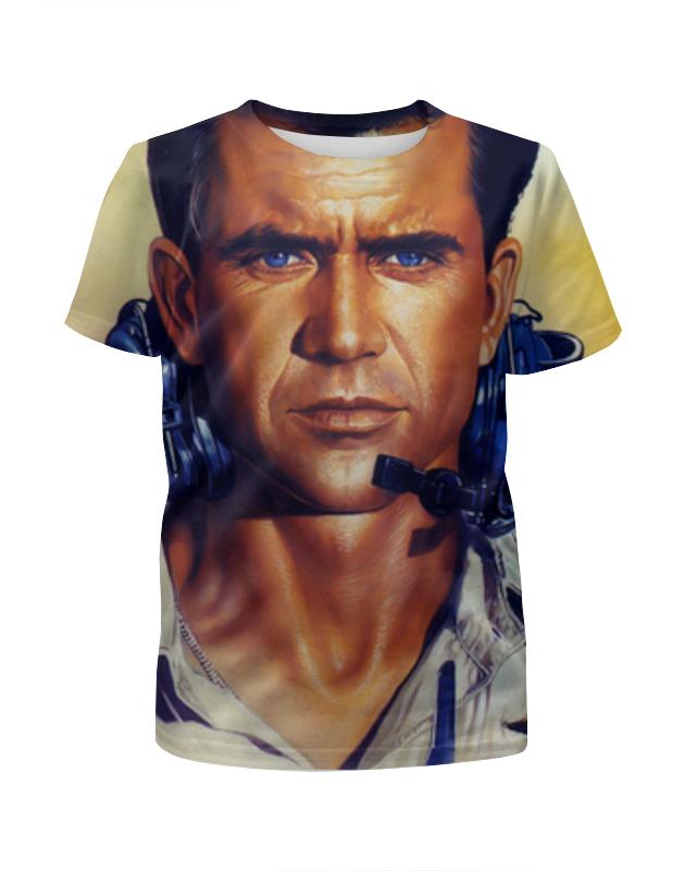 Футболка с полной запечаткой для мальчиков Printio мэл гибсон (эйр америка) футболка с полной запечаткой мужская printio мэл гибсон эйр америка