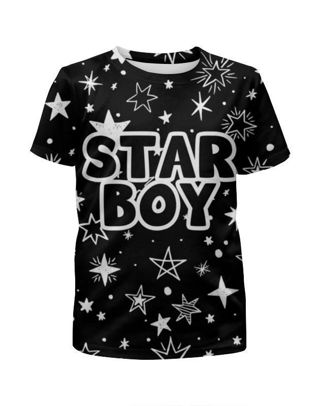 Printio Starboy цена и фото