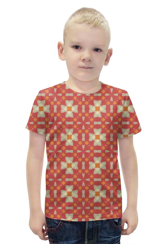 Футболка с полной запечаткой для мальчиков Printio Omrewq4300 футболка с полной запечаткой для мальчиков printio фруктовая