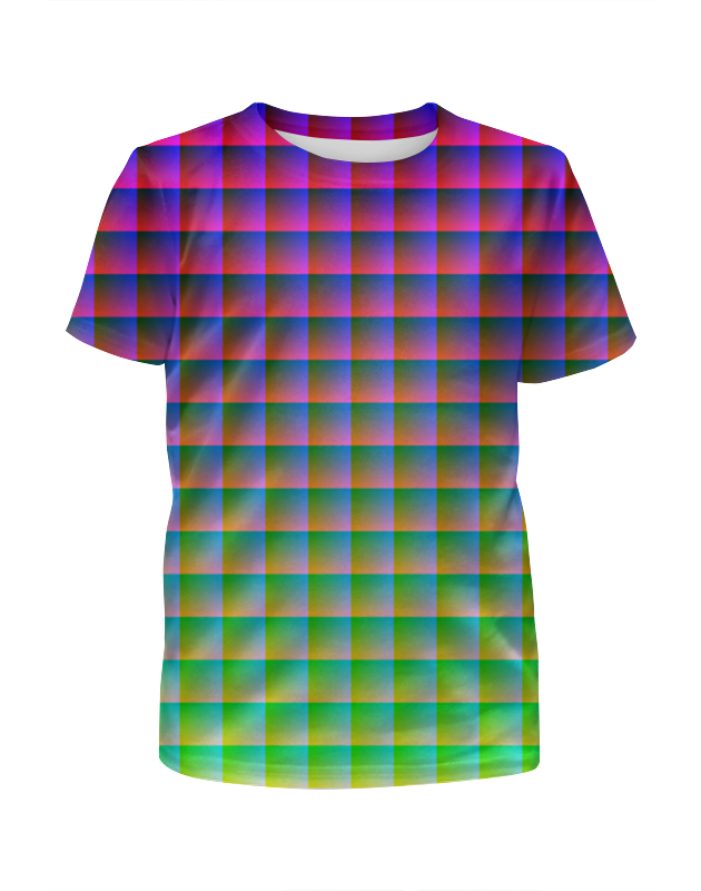 Футболка с полной запечаткой для мальчиков Printio Optical illusion футболка с полной запечаткой для мальчиков printio bats spawn arsb