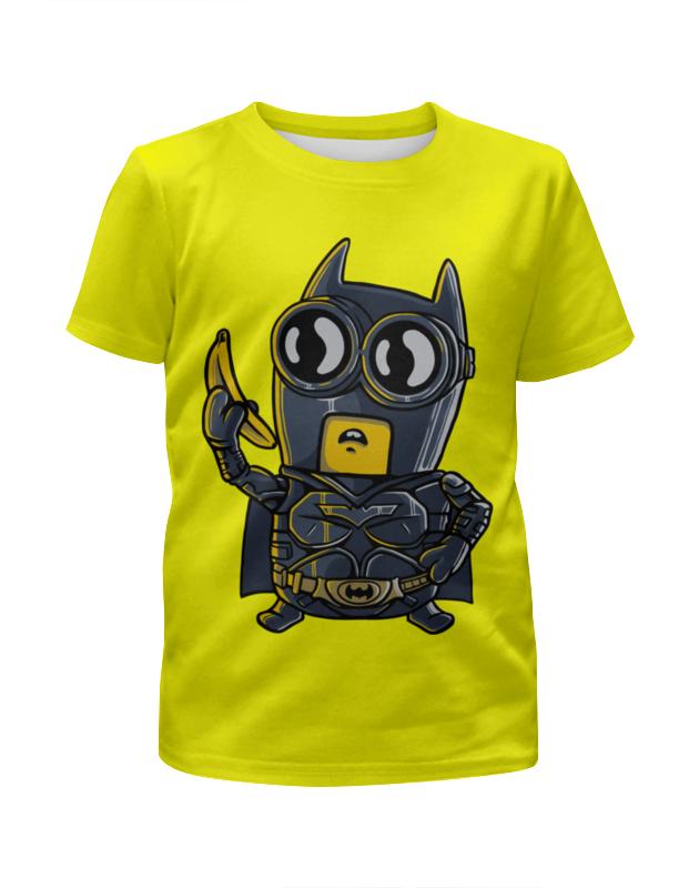 Фото - Printio Миньоны ( minions ) футболка с полной запечаткой для мальчиков printio minions