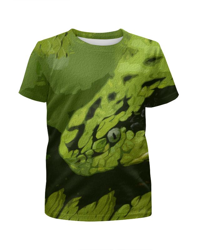 Printio Змея футболка с полной запечаткой мужская printio змея