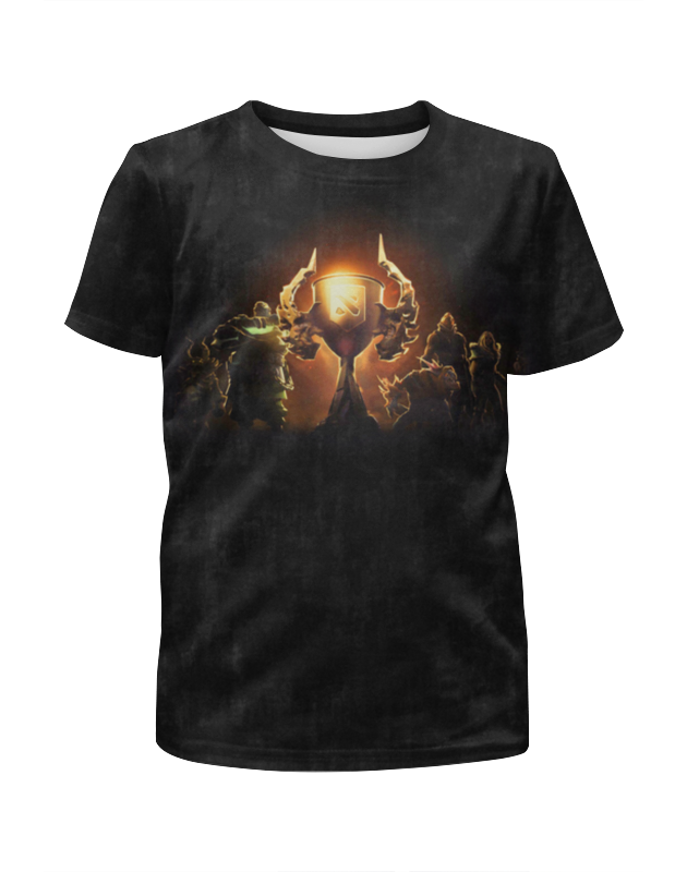 Футболка с полной запечаткой для мальчиков Printio Dota 2 футболка с полной запечаткой для мальчиков printio dota 2 lina on fire