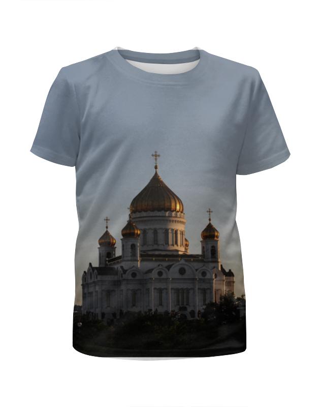 Printio Храм христа спасителя мт 312 магнит москва храм христа спасителя