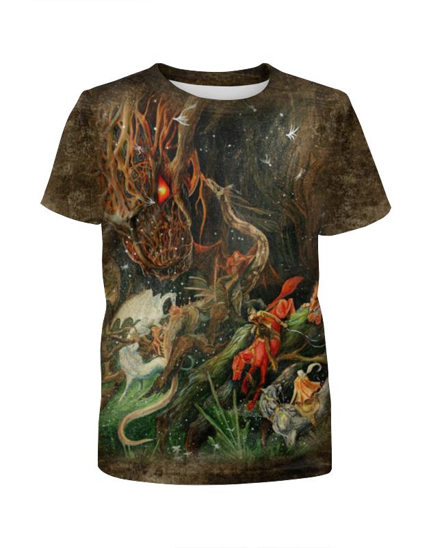 Printio Сумрак волшебной рощи футболка с полной запечаткой для мальчиков printio сумрак волшебной рощи