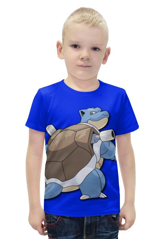 Футболка с полной запечаткой для мальчиков Printio Бластойз футболка с полной запечаткой для мальчиков printio bats spawn arsb