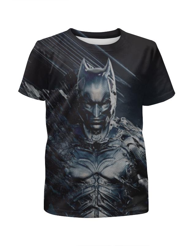 Printio Бэтмен / batman футболка с полной запечаткой для мальчиков printio бэтмен batman
