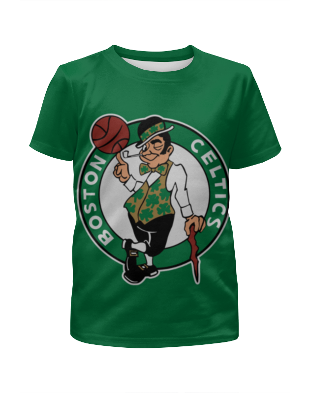 Printio Boston celtics nba футболка nba