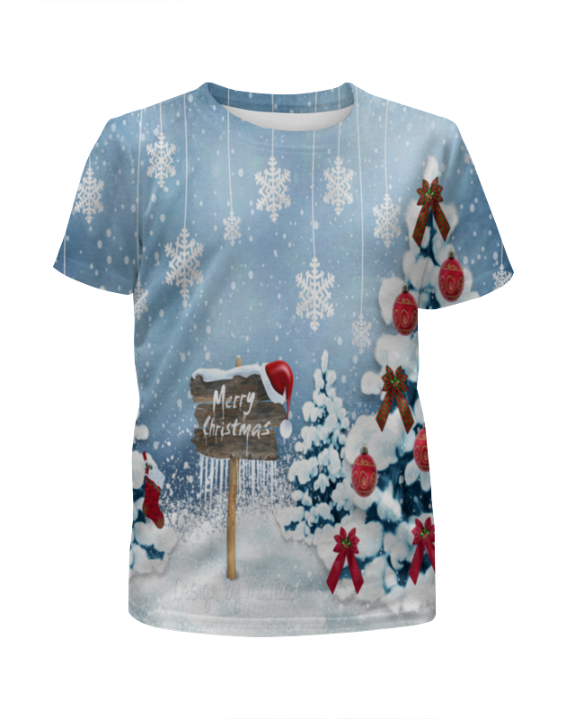 лучшая цена Printio Christmas