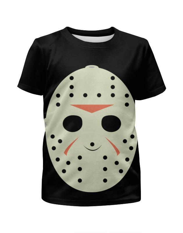 Футболка с полной запечаткой для мальчиков Printio Джейсон вурхиз (пятница 13) футболка с полной запечаткой для мальчиков printio friday the 13th