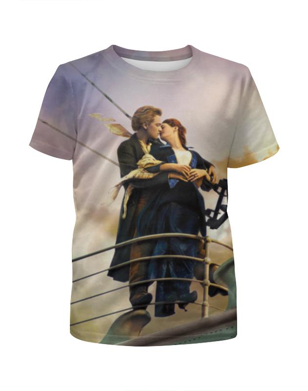 Printio Титаник футболка классическая printio титаник