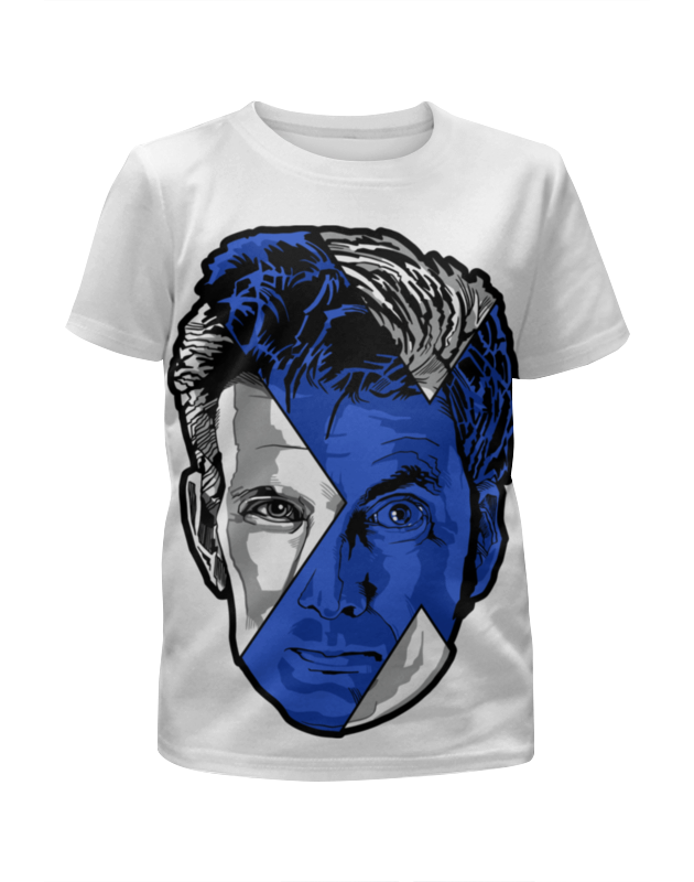 Футболка с полной запечаткой для мальчиков Printio Доктор кто (doctor who) футболка с полной запечаткой для мальчиков printio witch doctor
