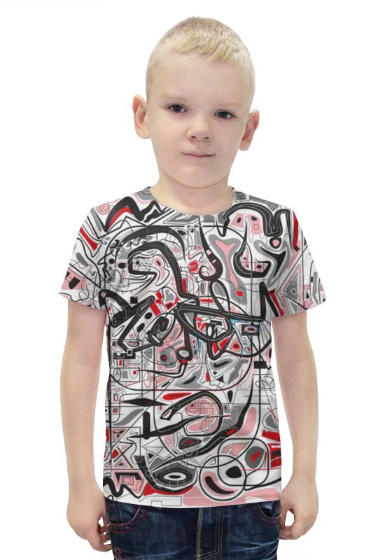 Футболка с полной запечаткой для мальчиков Printio Mamewax футболка с полной запечаткой для мальчиков printio bats spawn arsb