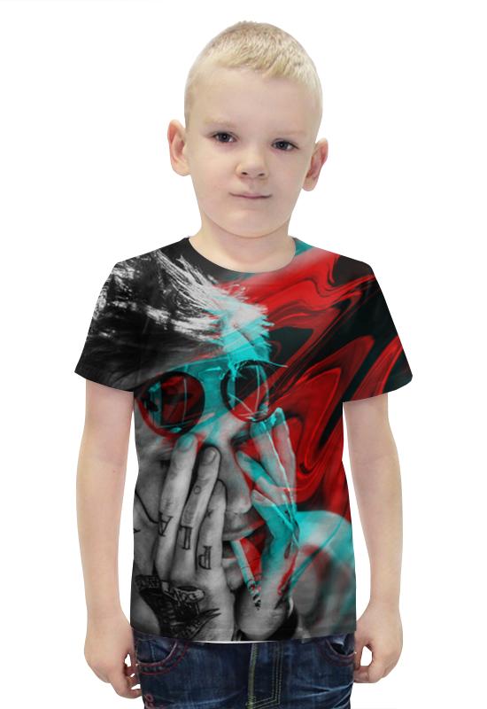 Футболка с полной запечаткой для мальчиков Printio Rudeboy футболка с полной запечаткой для мальчиков printio bats spawn arsb