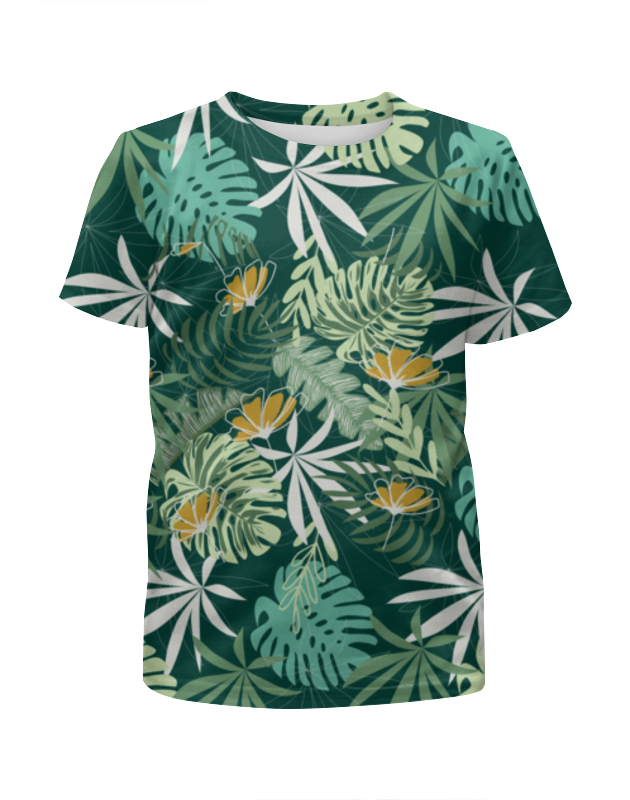 лучшая цена Printio Тропические цветы 2