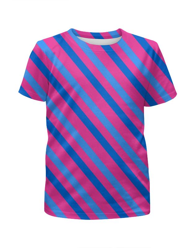 Футболка с полной запечаткой для мальчиков Printio Узор линий футболка с полной запечаткой для мальчиков printio bats spawn arsb