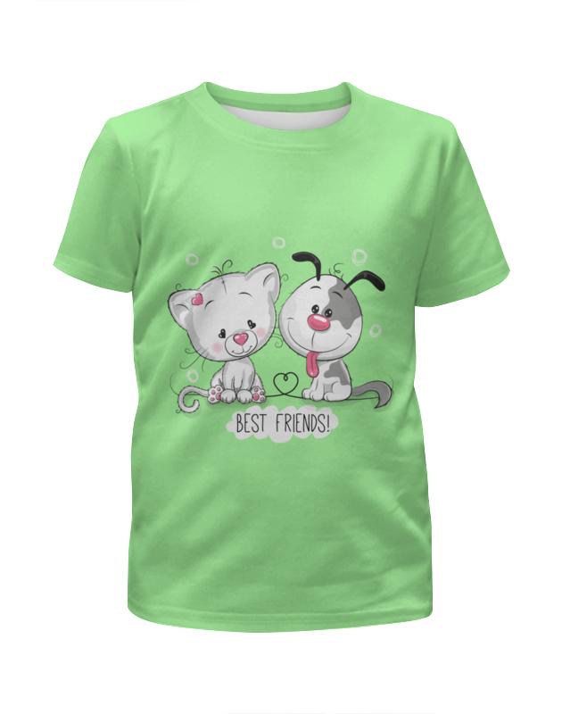 Футболка с полной запечаткой для мальчиков Printio Друзья футболка с полной запечаткой для мальчиков printio друзья