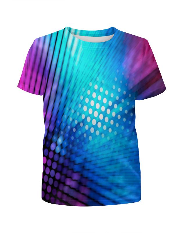 Printio Абстрактный узор футболка с полной запечаткой для мальчиков printio абстрактный фон