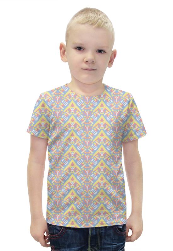Футболка с полной запечаткой для мальчиков Printio Ngjjvbn480 футболка с полной запечаткой для мальчиков printio фруктовая