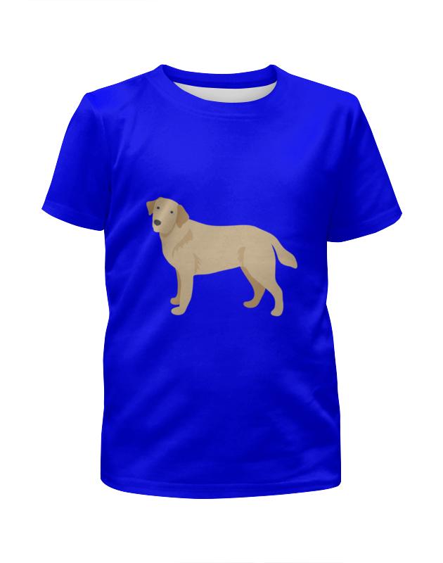 Printio Милый пёс футболка с полной запечаткой для мальчиков printio пёс оператор