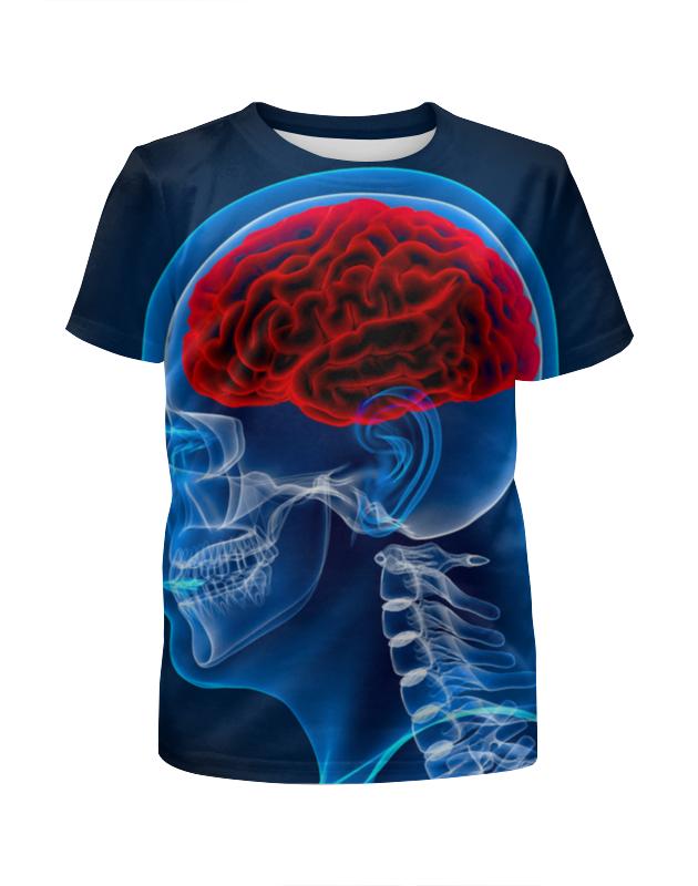 Printio X-ray man футболка стрэйч printio sptder man