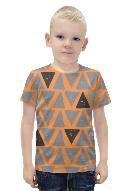 Футболка с полной запечаткой для мальчиков Printio Абстракция футболка с полной запечаткой для мальчиков printio slove arsb