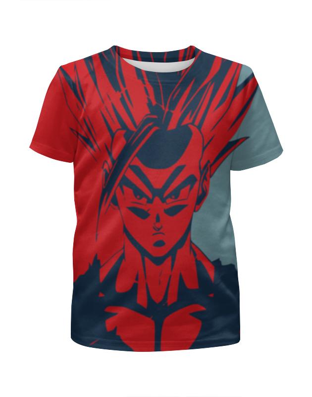Printio Жемчуг дракона ( dragon ball ) футболка с полной запечаткой для девочек printio жемчуг дракона dragon ball
