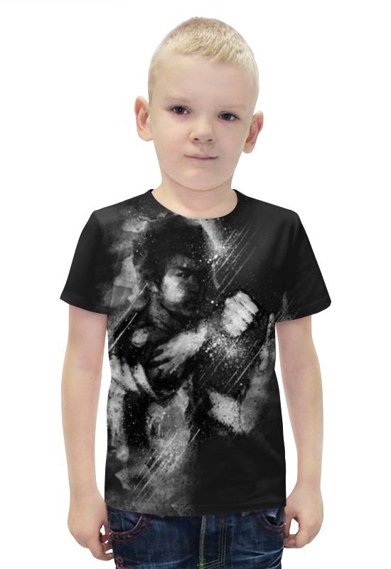Футболка с полной запечаткой для мальчиков Printio Дракон футболка с полной запечаткой для мальчиков printio bats spawn arsb