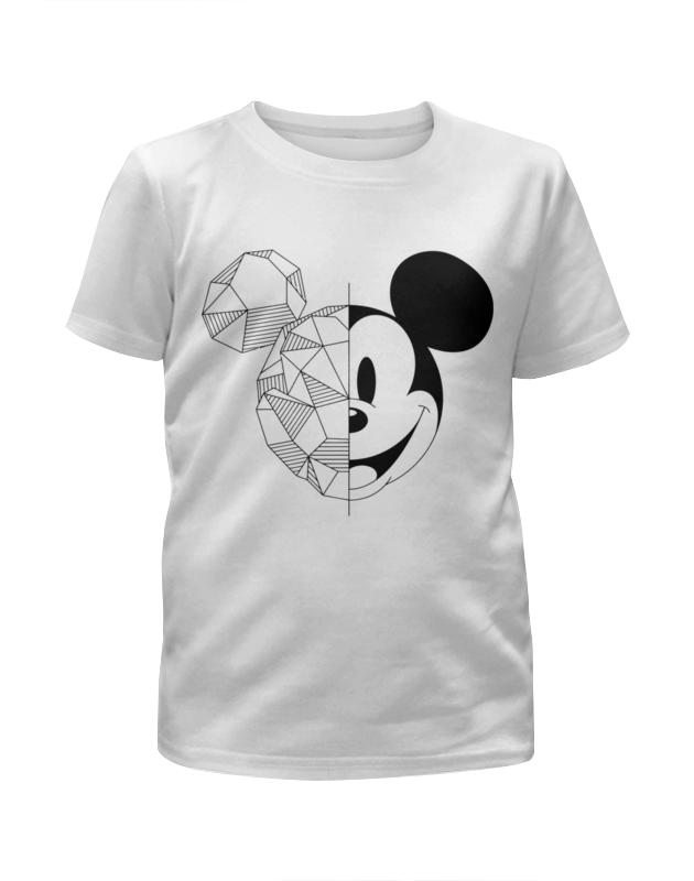 Футболка с полной запечаткой для мальчиков Printio Микки маус футболка с полной запечаткой для мальчиков printio bats spawn arsb