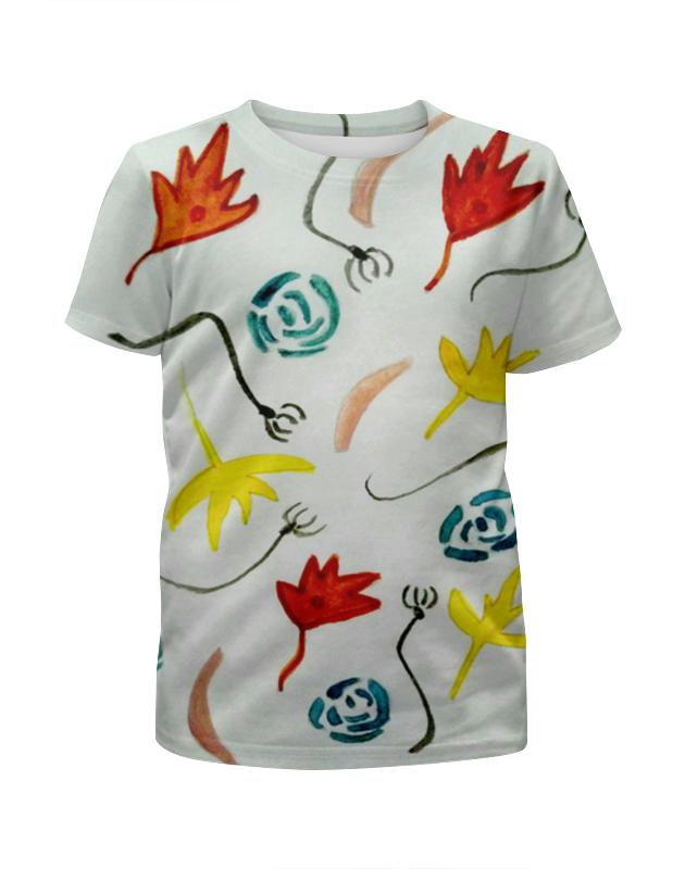 Футболка с полной запечаткой для мальчиков Printio Август футболка с полной запечаткой для мальчиков printio яркие краски