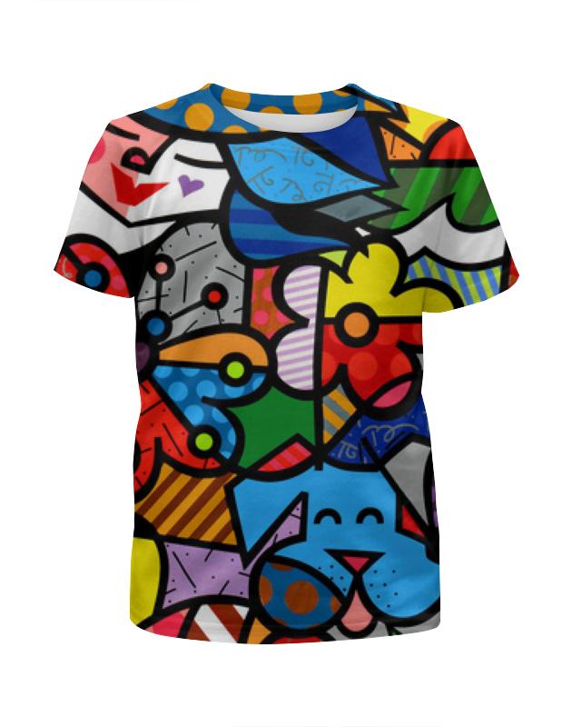 Футболка с полной запечаткой для мальчиков Printio Mexicodesign футболка с полной запечаткой для мальчиков printio на отдых