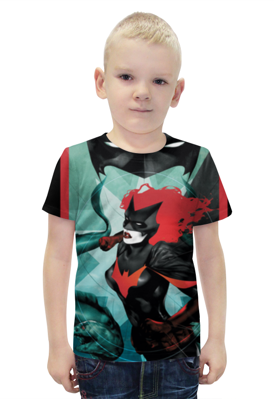 Футболка с полной запечаткой для мальчиков Printio Batman футболка с полной запечаткой для мальчиков printio slove arsb