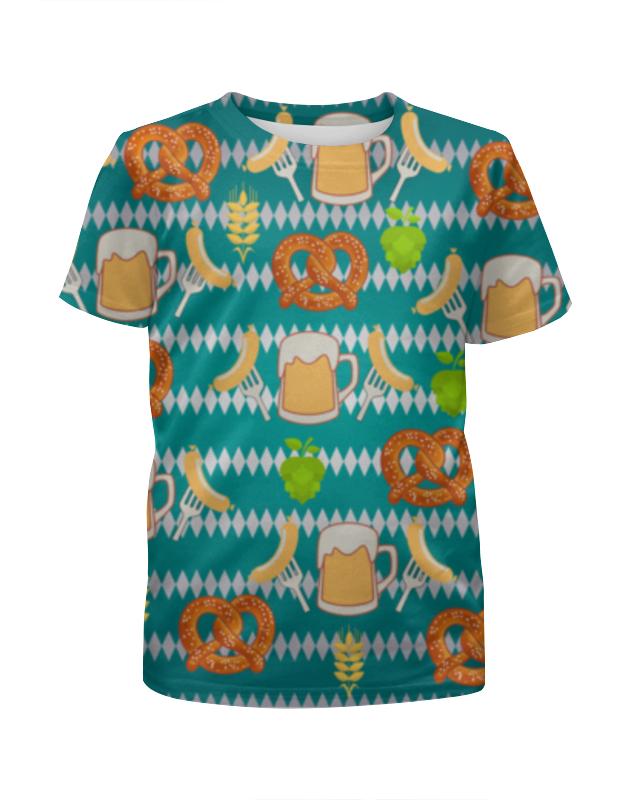 Футболка с полной запечаткой для мальчиков Printio Octoberfest футболка с полной запечаткой для мальчиков printio haiku