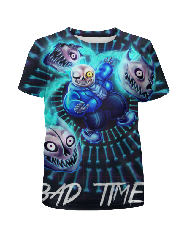 Printio Bad time цены
