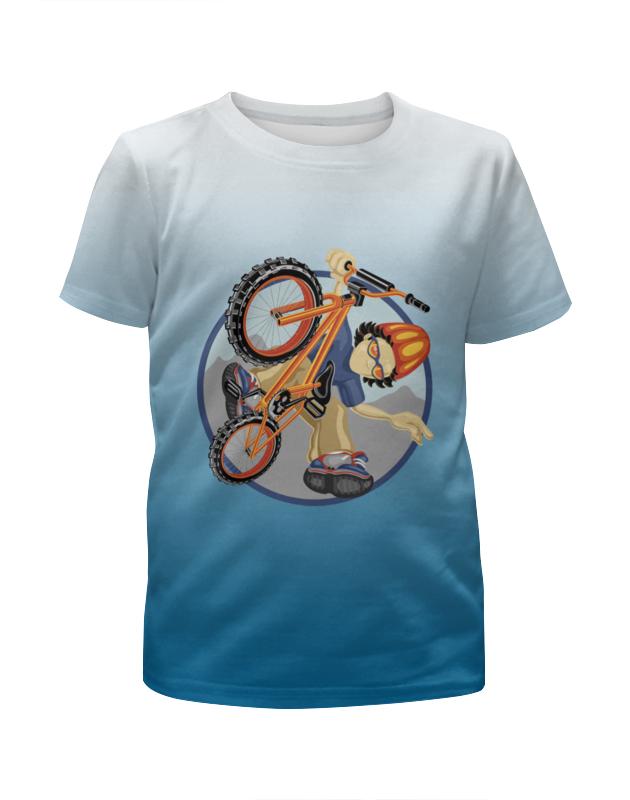 лучшая цена Printio Велосипед